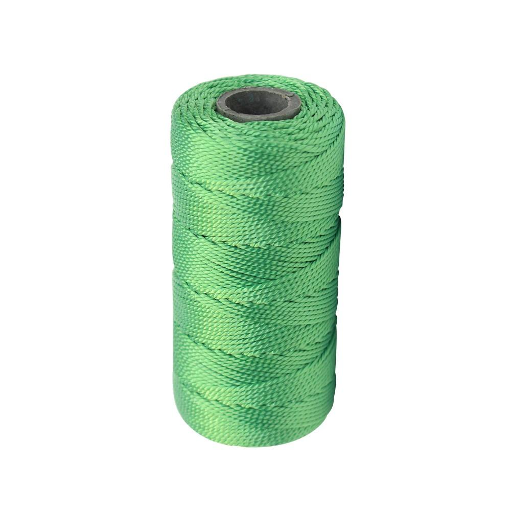 Hilo nylon verde no.36