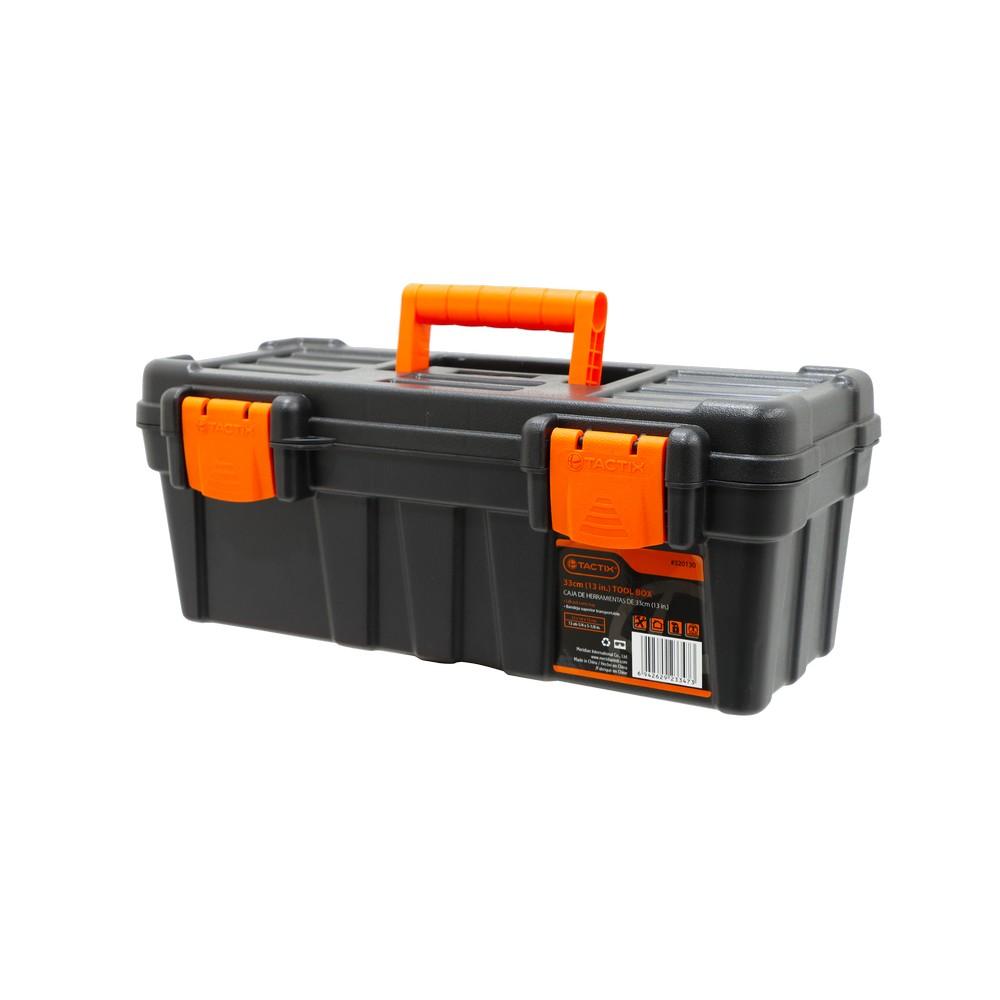 Caja para herramienta plástica