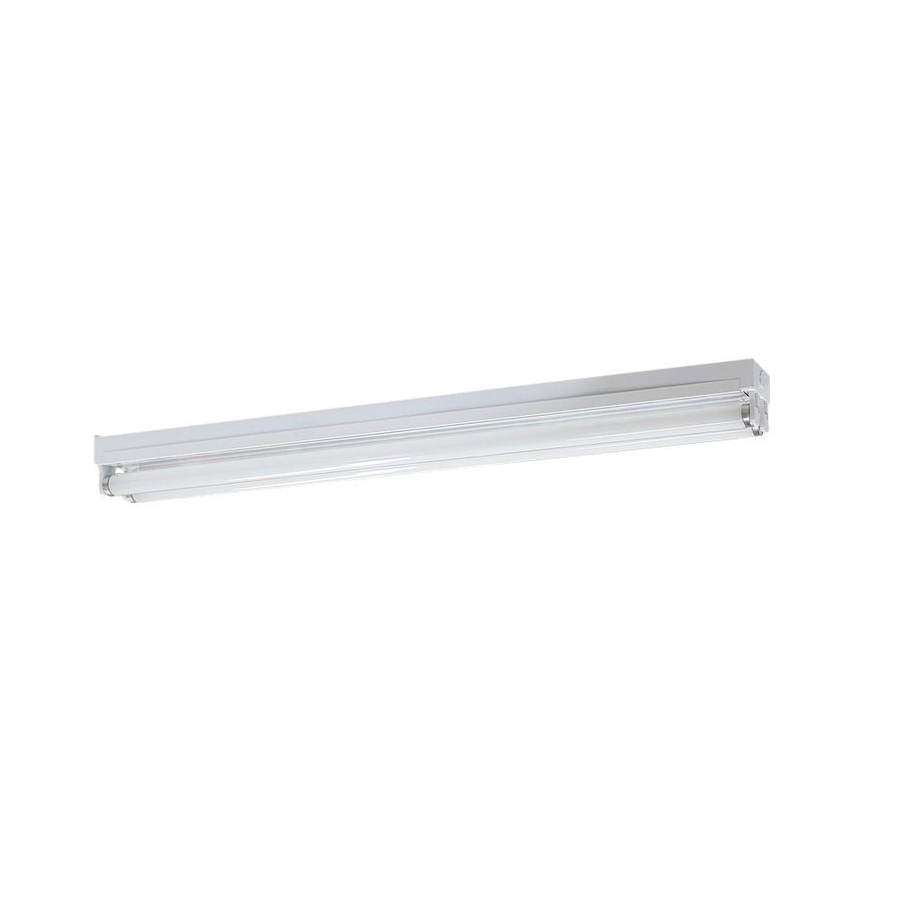 Lámpara de techo strip 2x32w 120vac