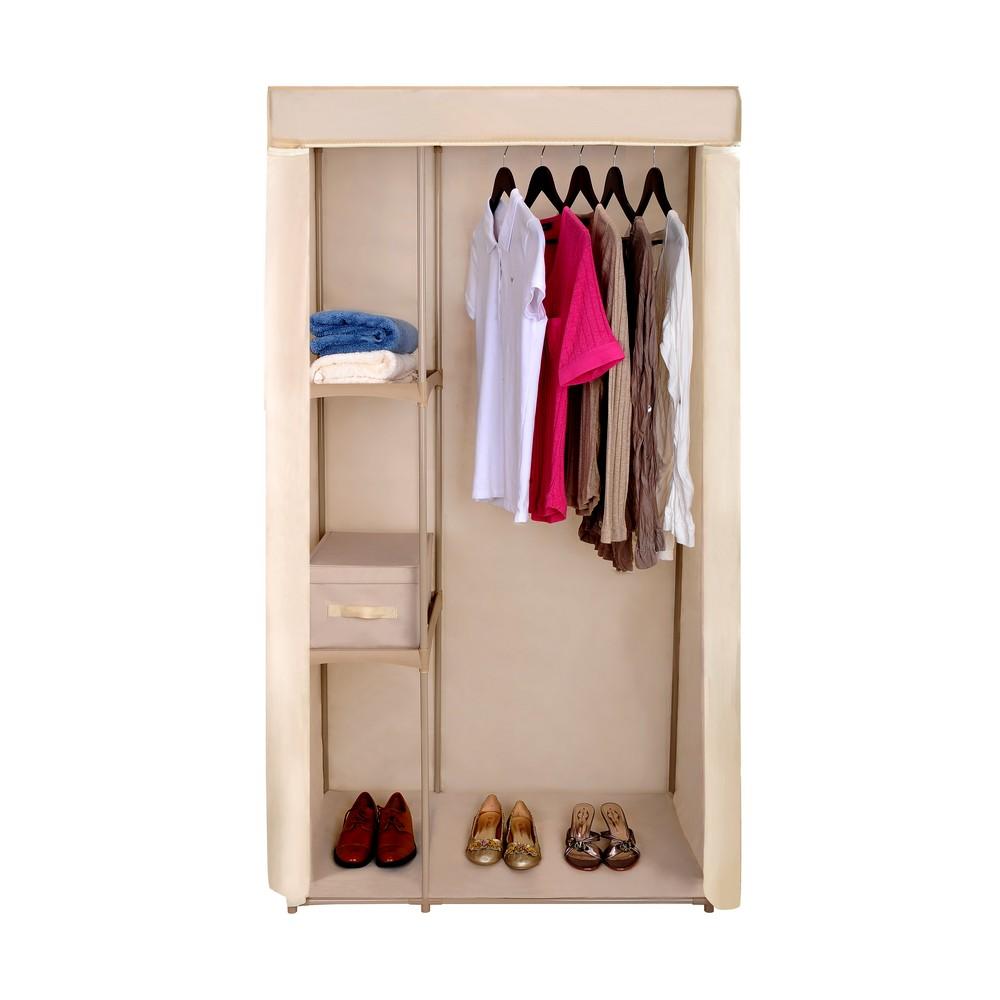 Organizador para ropa con forro, 90x170 centímetros.