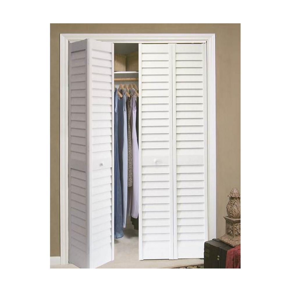 Puerta Para Closet De Pvc Color Cereza Puertas Para