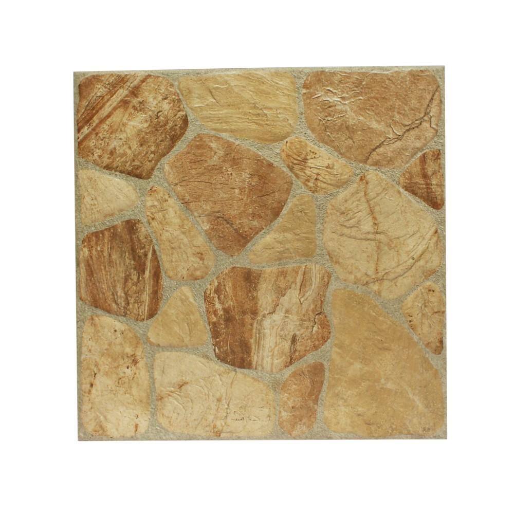 Cer mica de piso de 45x45 cent metros t mesis beige for Pisos de ceramica para exteriores