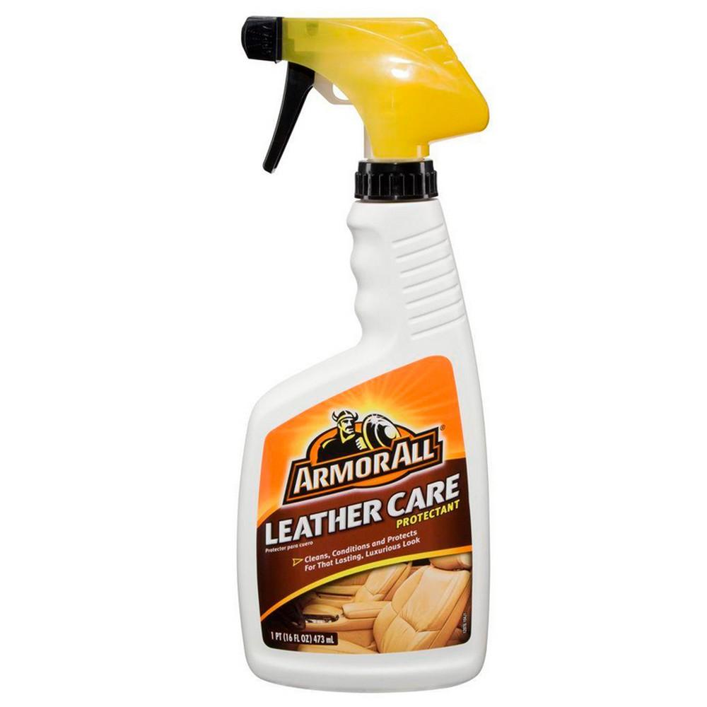 Limpiador y acondicionador de cuero 16 oz