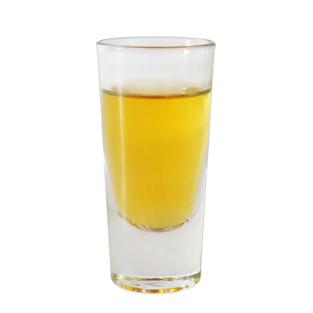 Vaso tequilero de vidrio 1 oz