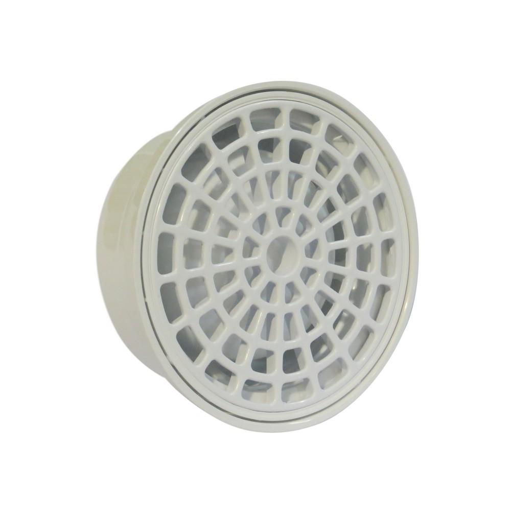 Desagüe para ducha plástico de 5'' - Tapones para baño
