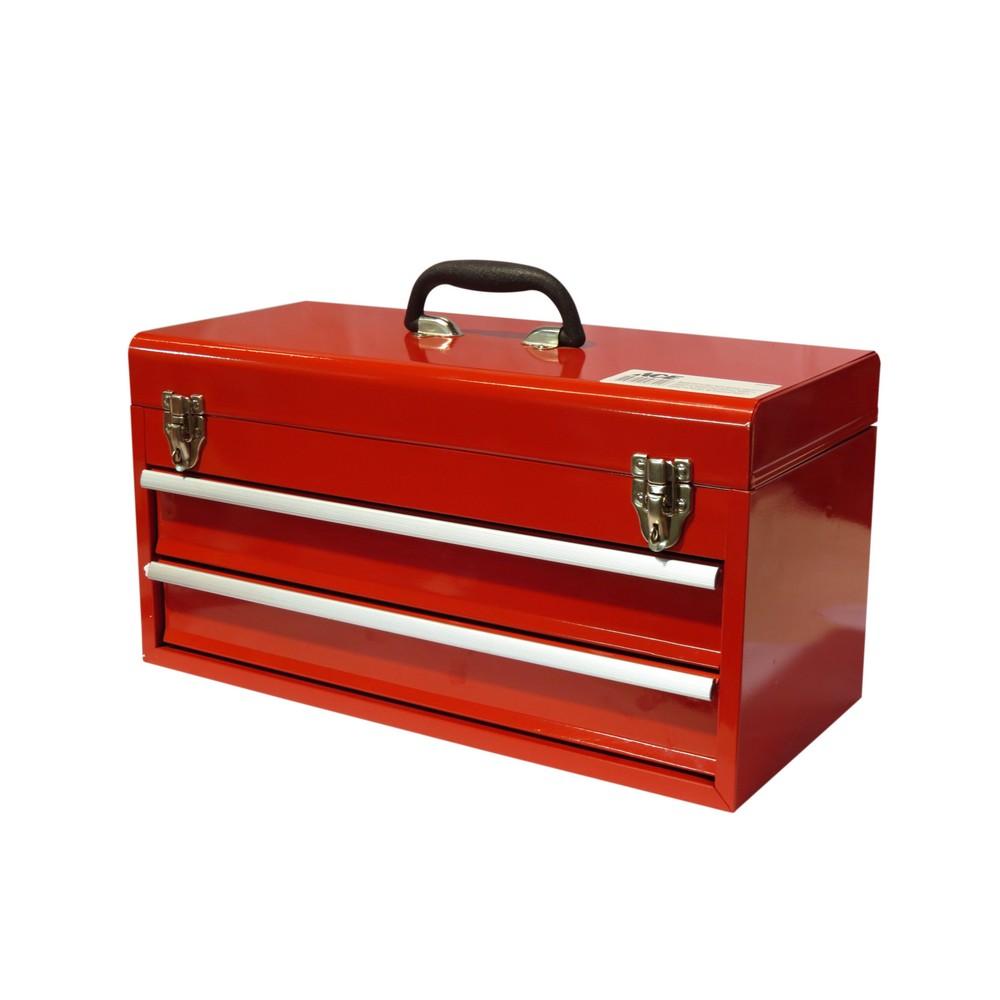 Caja para herramientas de 2 gavetas cajas de - Cajas de erramientas ...