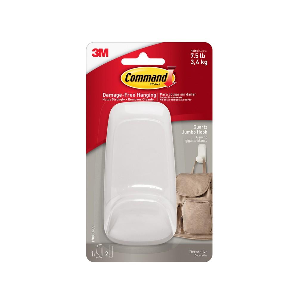 Gancho adhesivo para pared jumbo