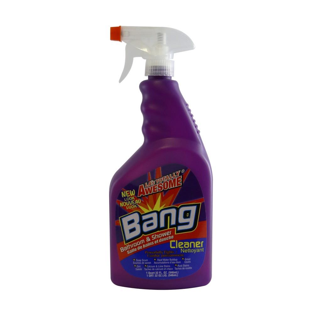 Limpiador para baños bang 32 oz