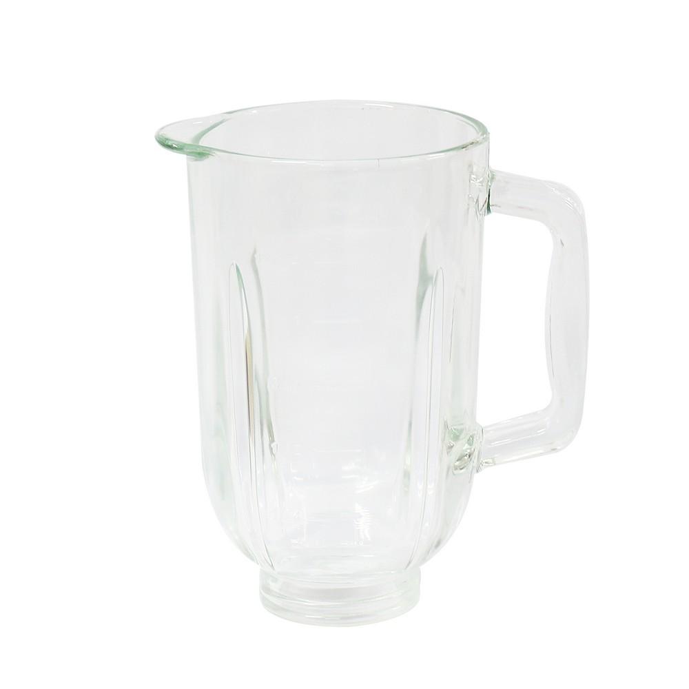 Repuesto vaso de vidrio para licuadora b&d