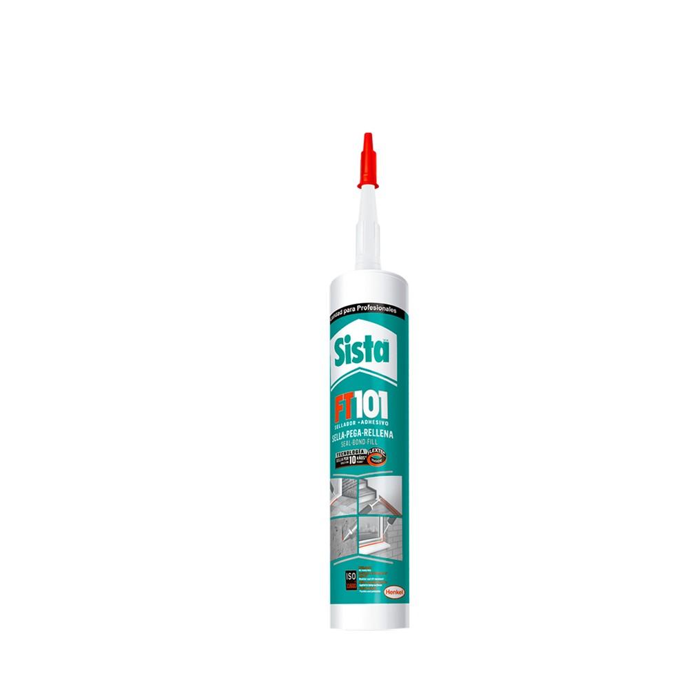 Sellador adhesivo blanco 280 ml