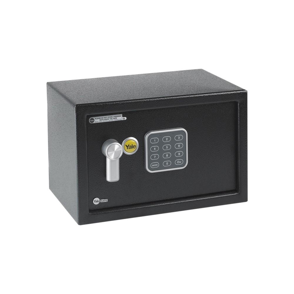 Caja fuerte electrónica de 20x31x20 centímetros
