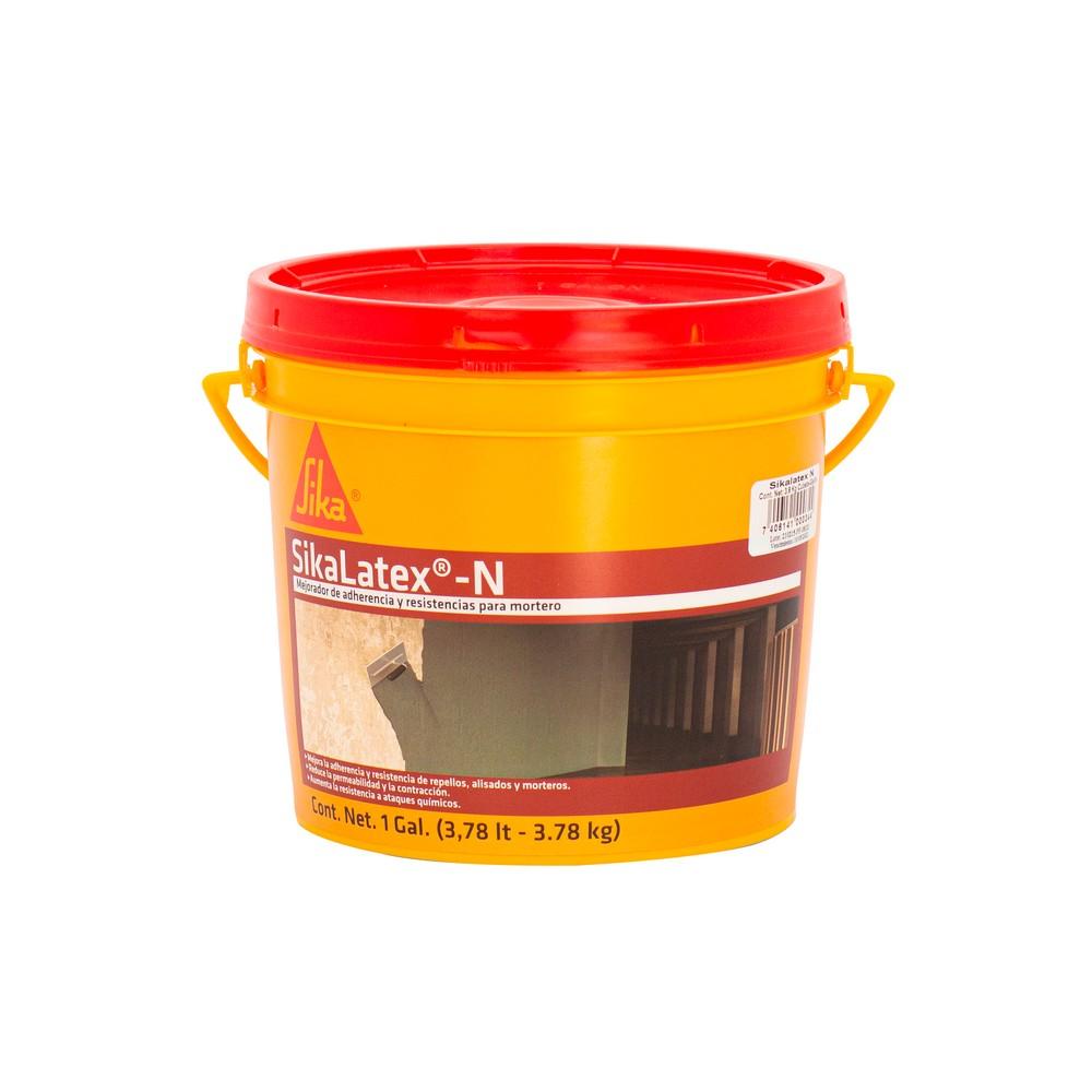 Mejorador de adherencia sika latex n 3.8 kg