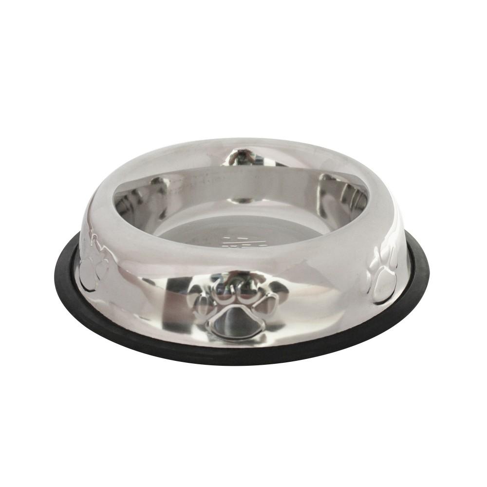 Plato para perro 16oz acero inox ap-d003-002