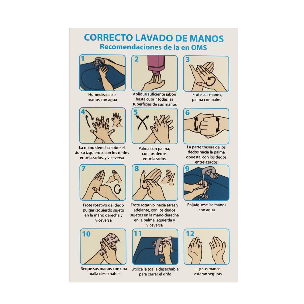 Como lavarse las manos correctamente yahoo dating 7