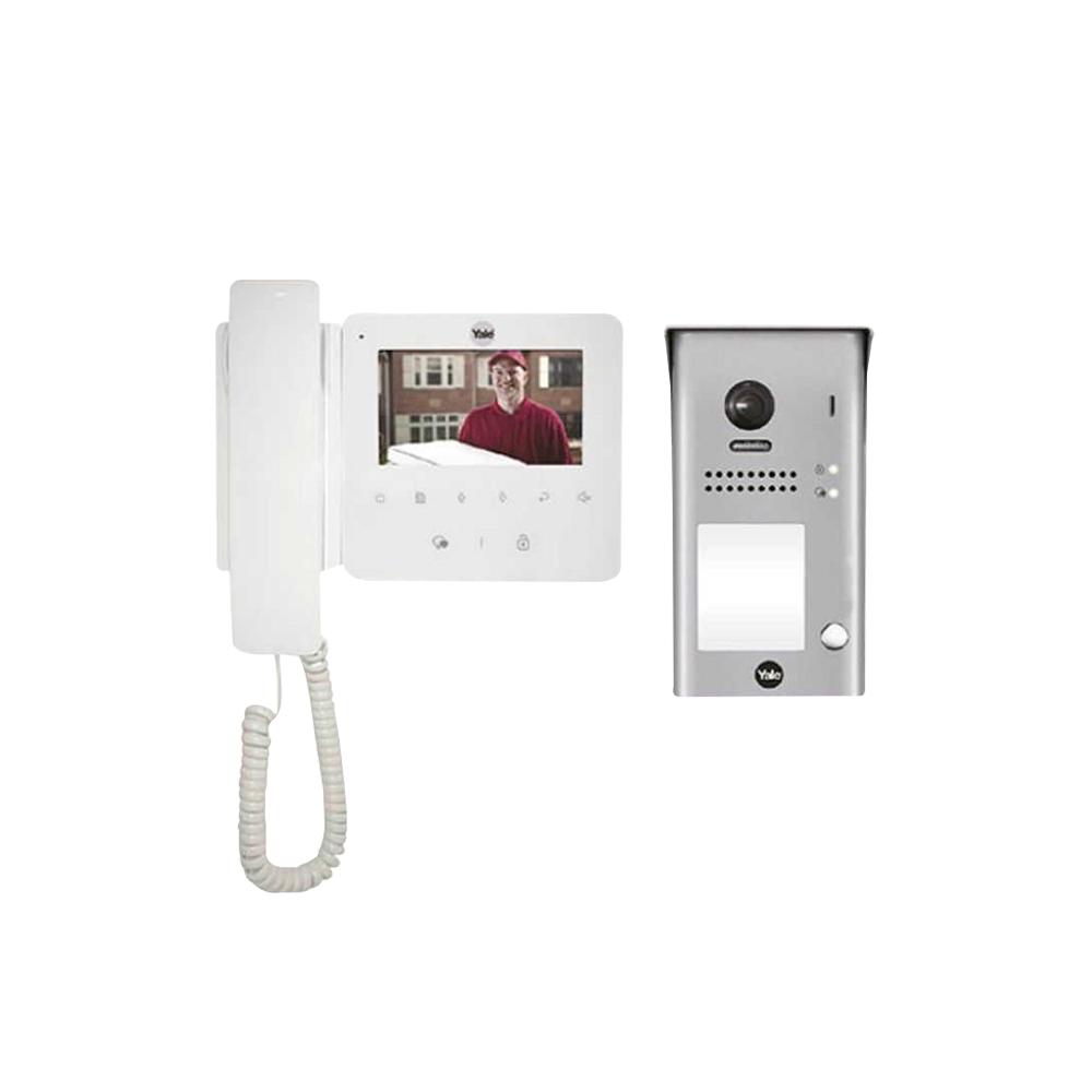 Video portero digital con pantalla lcd