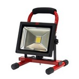 Lámpara de trabajo led portátil de 20 watts