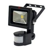 LAMPARA DE SEGURIDAD LED CON SENSOR DE MOV 10W DL ACE