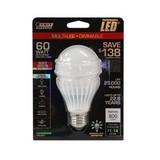 FOCO LED DE 9.5 WATTS A19 LUZ AMARILLA E27