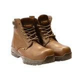 Zapato industrial con cubo de poliamida, talla 38.