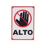 ROTULO ALTO 20X30CM
