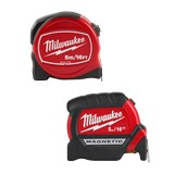 CINTA METRICA 5 MTS MILWAUKEE