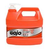 Limpiador de mano, gojo orange 1 gal.