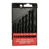 SET DE 8 BROCAS PARA HIERRO (3 - 10mm) HSS