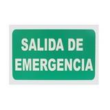 ROTULO SALIDA DE EMERGENCIA
