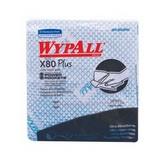 TOALLA WYPALL X80 PLUS AZUL 30218777