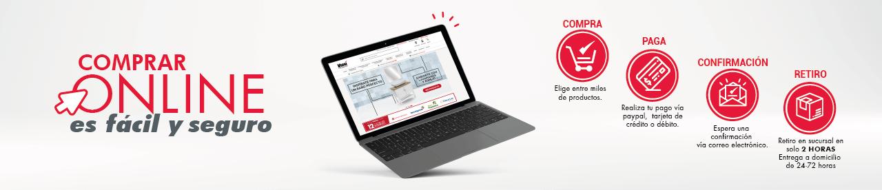 Comprar online en vidri.com.sv es fácil y 100% seguro.