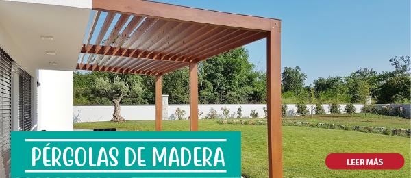 PÉRGOLAS DE MADERA / IDEAS